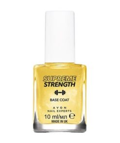 Avon True Colour Nagellak Nail Experts Gold Strength Base Coat