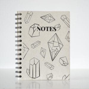 Crystals Notebook