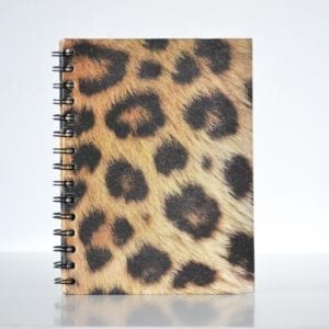 Animal print Notebook Leopard