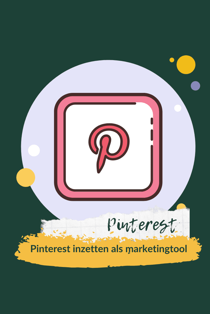 pinterest inzetten als marketingtool